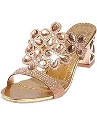 big sale d96b3 2c771 Suchergebnis auf Amazon.de für: sommerschuhe damen - Schuhe ...