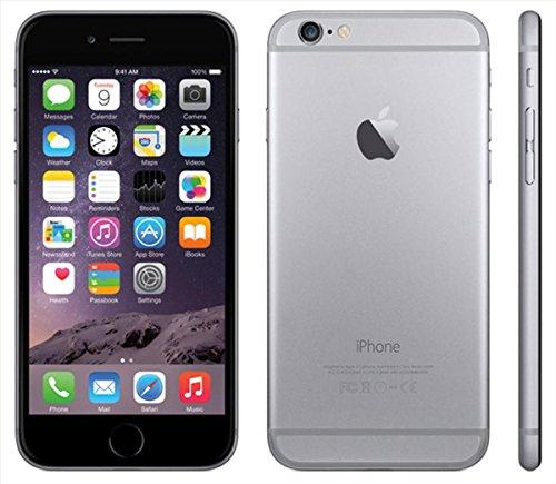 64GB Space Grey iPhone 6 Sim Free Mobile Phone