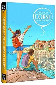 Guide de la Corse en bandes dessinées par Frédéric Bertocchini