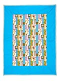 SMALL WONDER BABY/TODDLER QUILT (TEDDY-Y...