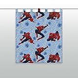 KK Spiderman Gardine Vorhang Fertiggardine 140 x 160 cm