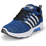 Ethics Premium Air Pro Series Royal Blue Casual Sports Gym Shoes For Men's