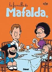 Mafalda, Tome 7 : La famille de Mafalda
