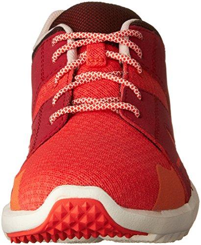 Merrell Damen 1six8 Mesh Sneaker Rot (Strawberry)