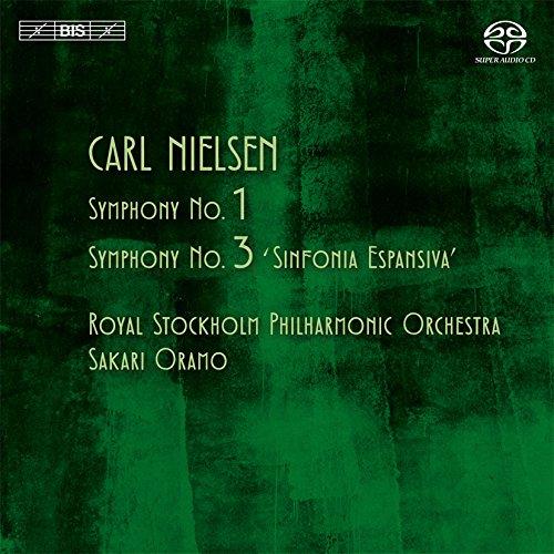 Nielsen: Symphonies 1 & 3