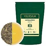 Grüne Teeblätter aus dem Himalaya (100+ Tassen), 100% Natürlicher Loser Detox Blättertee,...
