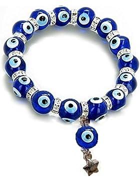 Swarovski Kristall-Armband zum Schutz vor dem Bösen Blick
