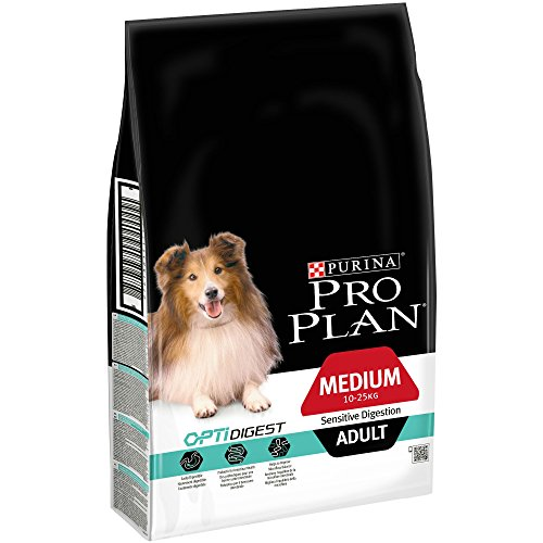 Pro Plan Medium Adult Sensitive Digestion with Optidigest Rich in Chicken 7 kg - Medium Size Adult Dog Food