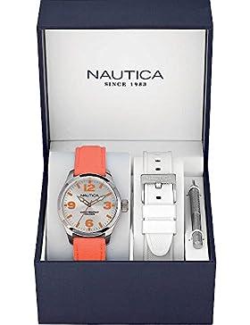 Armbanduhr nautica watches a11627m unisex