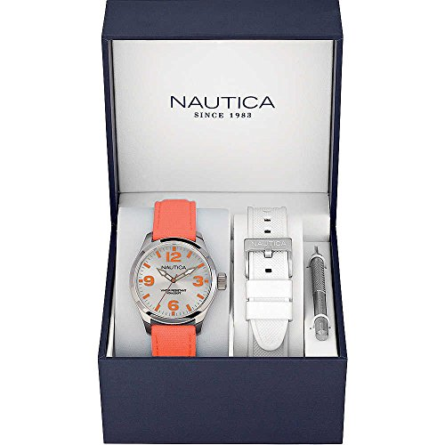 Orologio nautica watches a11627m unisex