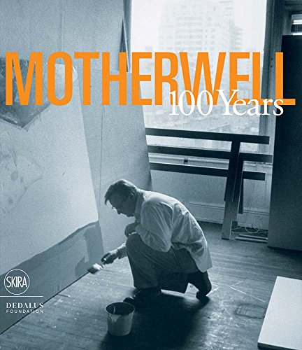 Robert Motherwell: 100 Years por Katy Rogers