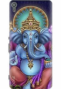 Noise Designer Printed Case / Cover for Sony Xperia XA Dual / Festivals & Occasions / Ganesha Design