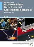 Image de Grundkenntnisse Metallbauer und Konstruktionsmechaniker Lernfelder 1-4