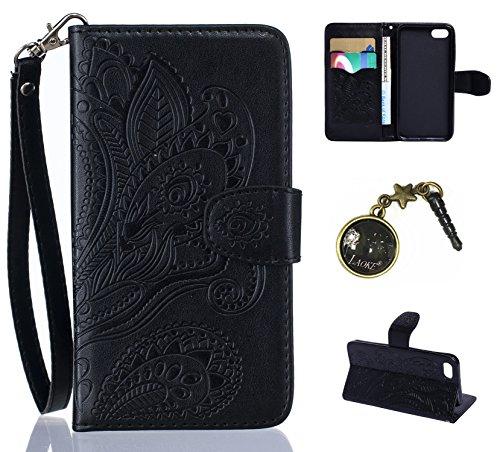 PU Silikon Schutzhülle Handyhülle Painted pc case cover hülle Handy-Fall-Haut Shell Abdeckungen für Smartphone Apple iPhone 7 (4.7 Zoll) +Staubstecker (6HD) 1