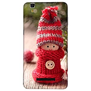 MOBO MONKEY Printed Hard Back Case Cover for YU Yureka - Premium Quality Ultra Slim & Tough Protective Mobile Phone Case & Cover
