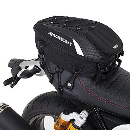Preisvergleich Produktbild Motorrad Sozius Sitz Hecktasche Bagster Spider Suzuki GSR 750