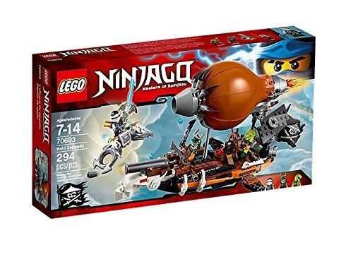 2016 NEW LEGO Ninjago 70603 Zeppelin Raid - 294pcs Building Kit by LEGO