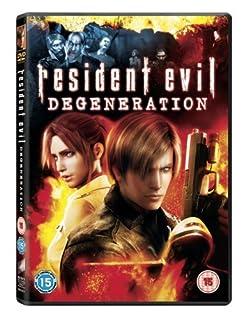 Resident Evil: Degeneration [DVD] [2009] (B001J1O884)   Amazon price tracker / tracking, Amazon price history charts, Amazon price watches, Amazon price drop alerts