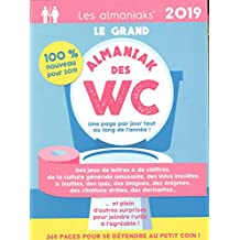 Le grand Almaniak des WC 2019