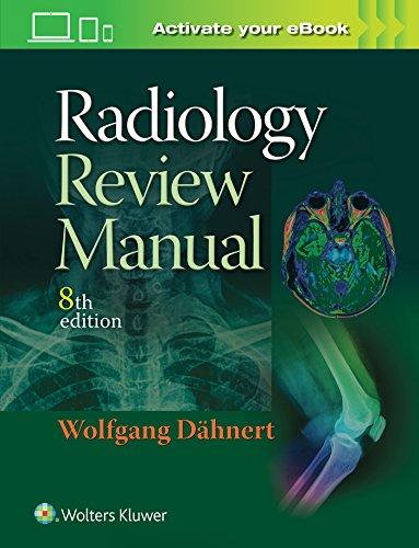 Radiology Review Manual por Wolfgang Dähnert