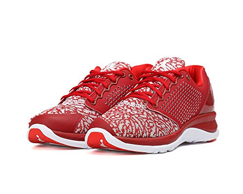 Nike Herren Jordan Trainer St Basketballschuhe Rojo (Gym Red / White-Lt Crimson)