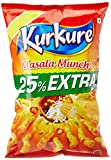#1: Kurkure Snacks, Masala Munch, 100g with 25g extra