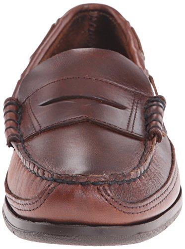 Sebago Men Sloop marrone Slipper Brown 88Prw