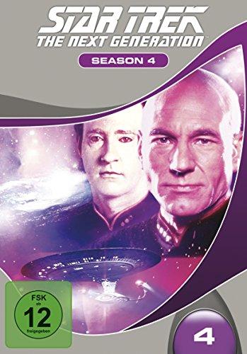 Star Trek - The Next Generation: Season 4 [7 DVDs] -