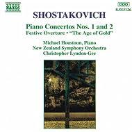 Shostakovich: Piano Concertos Nos. 1 And 2