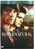 Sobrenatural - Temporada 3 [DVD]