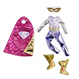 Set vestitini Lottie LT056 Set d'abbigliamento Super Lottie – Bambole – Abiti – Accessori – Set di giochi – Da collezione