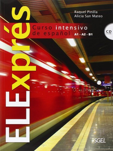 Elexpress. Libro del alumno. Con CD Audio. Per le Scuole superiori