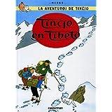 Tincjo en Tibeto (La aventuroj de Tincjo)