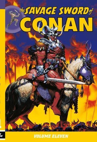 The Savage Sword of Conan Volume 11