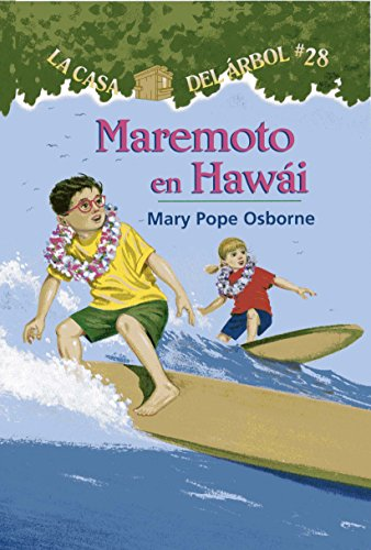 Maremoto En Hawi: La Casa del Arbol # 28 (La Casa Del Arbol / Magic Tree House)