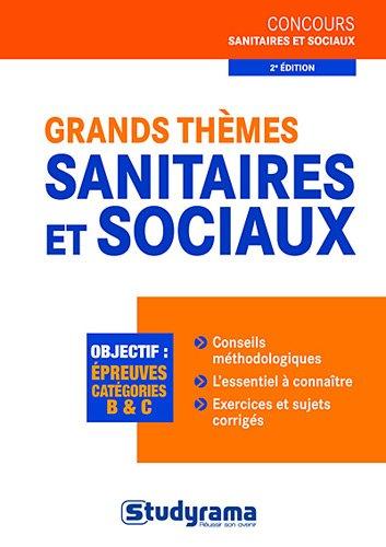 Grands thèmes sanitaires et sociaux