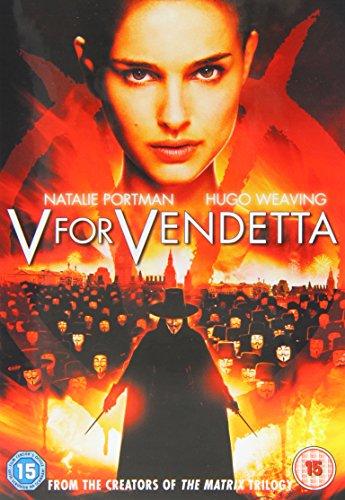V For Vendetta [Edizione: Regno Unito] [Edizione: Regno Unito]