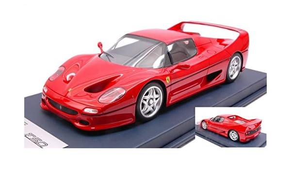New Looksmart Ls18fc05a Ferrari F50 Red Cvetr118 Modellino Die
