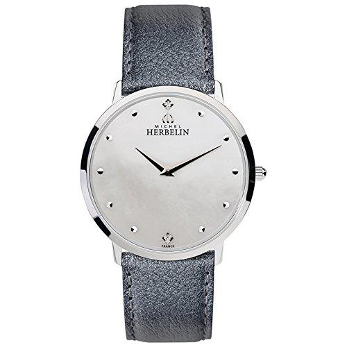 Michel Herbelin - Unisex Watch 17415/59GR