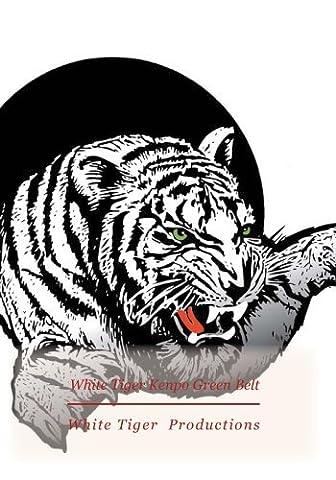 White Tiger Kenpo Green Belt