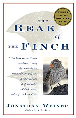 The Beak of the Finch: A Story of Evolution in Our Time por Jonathan Weiner