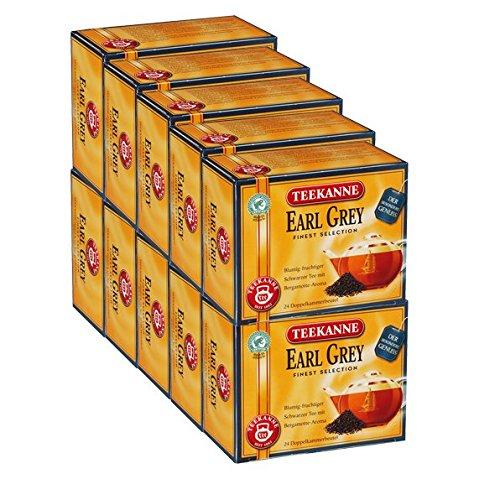 Teekanne Earl Grey Finest Selection 10er Pack