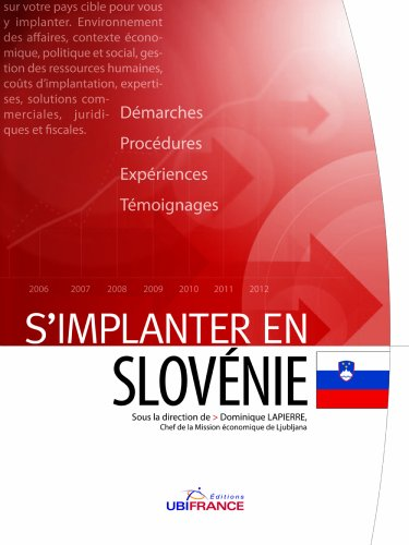 S'implanter en Slovénie