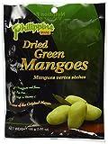 Philippine getrocknete grüne Mango in Streifen 100g Philippinen