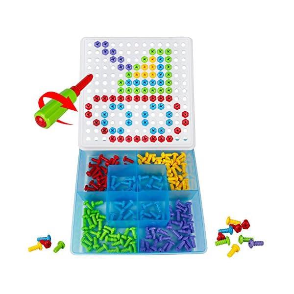 Bloques De Bandeja Construcción Puzzle Rompecabezas Bricolaje El 0Onw8Pk