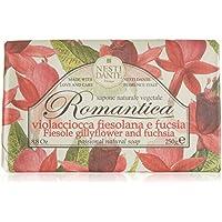 Nesti Dante romantica, Gillyflower & Fuchsia Soap 250g