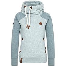 Suchergebnis auf Amazon.de für  grünes sweatshirt damen - Naketano 5632f5d875