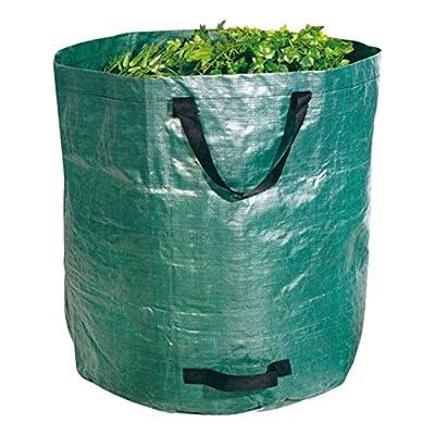 Gartenabfallsack faltbar 272 Liter Gartensack Laubsack Rasensack Laub Sack Rasen von Unbekannt auf Du und dein Garten