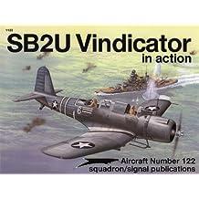 Sb2U Vindicator in Action (AIRCRAFT)