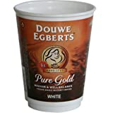 Douwe Egberts Pure Gold Weiß Kaffee Tasse 12oz in frischesiegels Getränke [Sleeve von 10Tassen] (1)